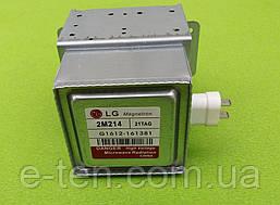 Магнетрон універсальний для мікрохвильових печей LG - модель 2М214 / 21TAG Китай