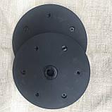 """Напівдиск прикотуючого колеса (диск поліпропілен) 1""""x12"""" N2882781, фото 2"""