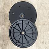 """Напівдиск прикотуючого колеса (диск поліпропілен) 1""""x12"""" N2882781, фото 3"""