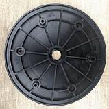 """Напівдиск прикотуючого колеса (диск поліпропілен) 1""""x12"""" N2882781, фото 6"""