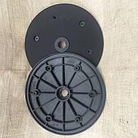 """Напівдиск прикотуючого колеса (диск поліамід) 1""""x12""""  N211155, фото 1"""