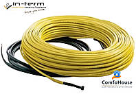Тонкий нагревательный кабель IN-TERM - 14 пог.м