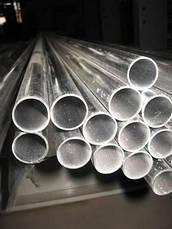 Труба  алюминиевая 100 х 5 мм АД31, фото 2