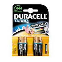 Duracell Turbo max пальчик AA LR06