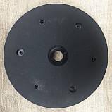 """Напівдиск прикотуючого колеса (диск поліпропілен) 1""""x12"""" d40, Gaspardo, F061120257, фото 5"""