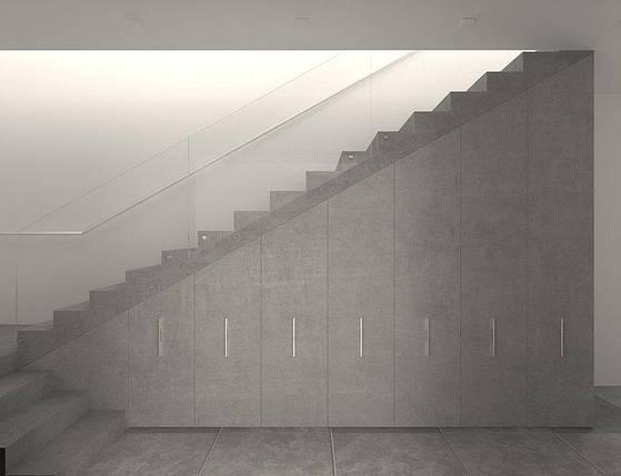 Шкаф-Гардеробная под лестницу Grey, фото 2
