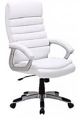 Крісло Q-087 офісне Біле