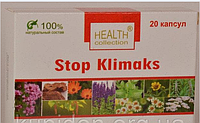 Капсулы от климакса от Health Collection Стоп Климакс Stop Klimaks