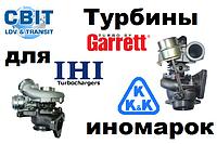 Турбина на ваше авто! Доставка турбин (турбины) по Украине.