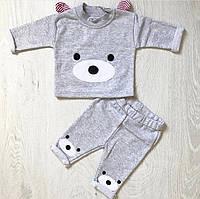Детский костюм для малыша на 3-6 мес,6-9 мес,9-12 мес