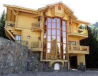 Строительство гостиницы из профилированного бруса