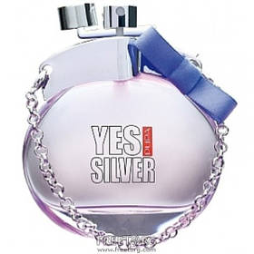 Женская туалетная вода Pupa Yes Silver (цветочно-фруктовый аромат)    Реплика