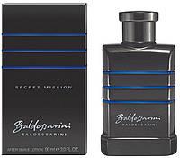 Туалетная вода HUGO BOSS Baldessarini Secret Mission (мужественный, элегантный, завораживающий аромат)