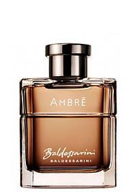 Туалетная вода Ambre Baldessarini for men (восточный, сладкий, кремовый аромат) | Реплика