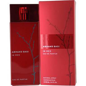 Туалетная вода Armand Basi in Red женская Eau De Parfum | яркий цветочный аромат | Реплика