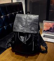 Мужской кожаный рюкзак. Модель 61378, фото 5