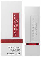 Женская туалетная вода Burberry Sport for Women Burberry (сладкий, яркий, интригующий аромат)