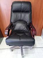 Кресла офисные из кожи
