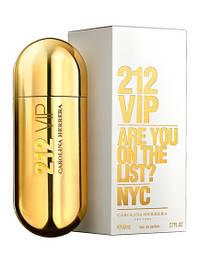 Carolina Herrera 212 VIP for Women   Парфюмированная вода (гурманский восточный аромат)   Реплика