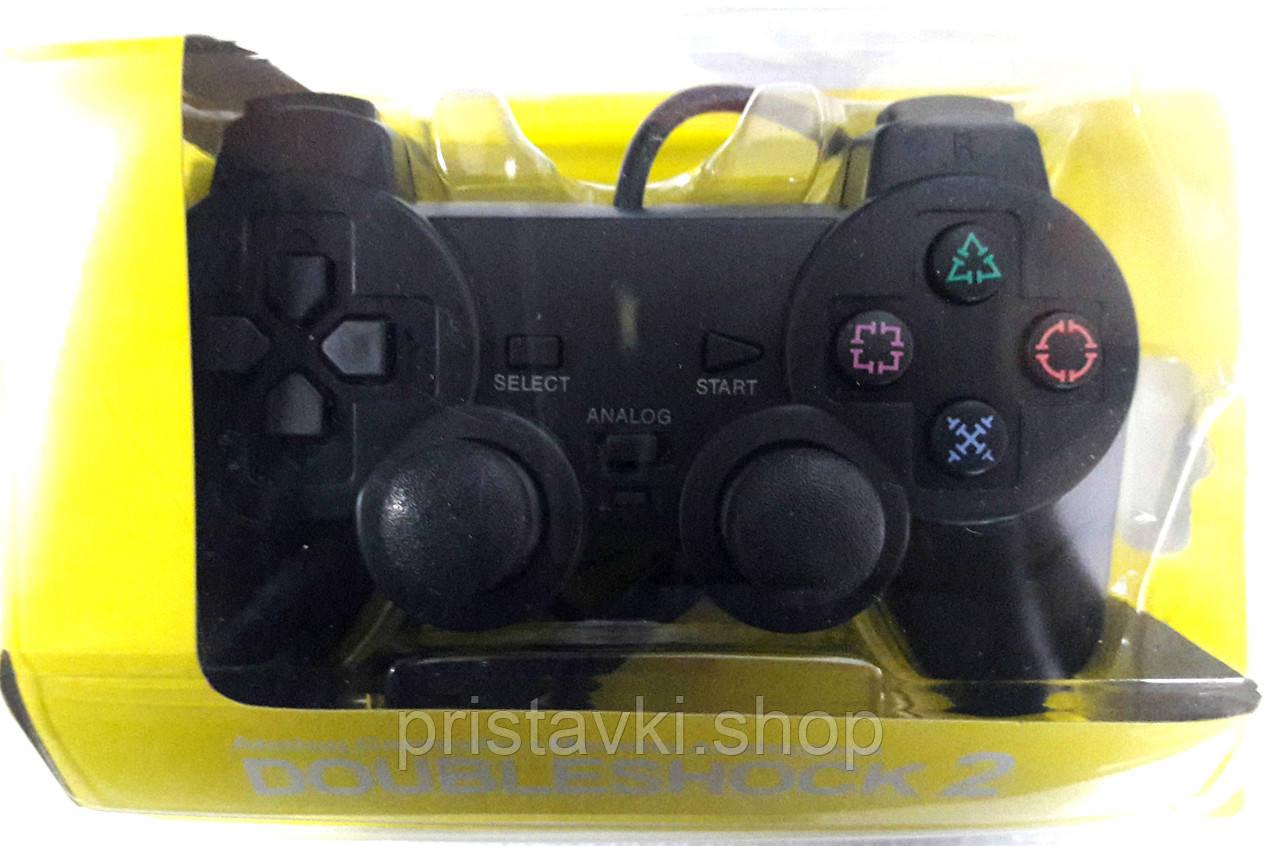 Контролер Playstation 2 черный