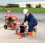 Гидродинамическая прочистка канализации: описание и методика