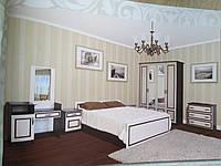 Спальня Ким темный венге светлый венге