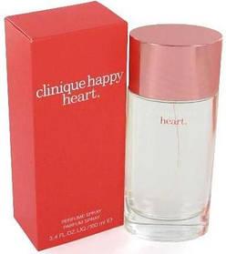 Женская туалетная вода Clinique Happy Heart  (воздушный цветочный аромат)