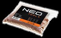 Минеральный песок для пескоструйных пистолетов , фракция от 0.1 до 0.5 мм, упаковка 10кг, NEO 12-564