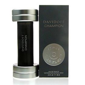 Мужская туалетная вода Davidoff Champion (Давидов Чемпион) древесный, фужерный аромат