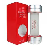 Мужская туалетная вода Davidoff Champion Energy (Давидов Чемпион Энерджи) пряный, фужерный аромат