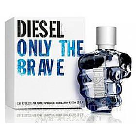 Мужская туалетная вода Diesel Only The Brave (смелый восточно-древесный аромат) | Реплика