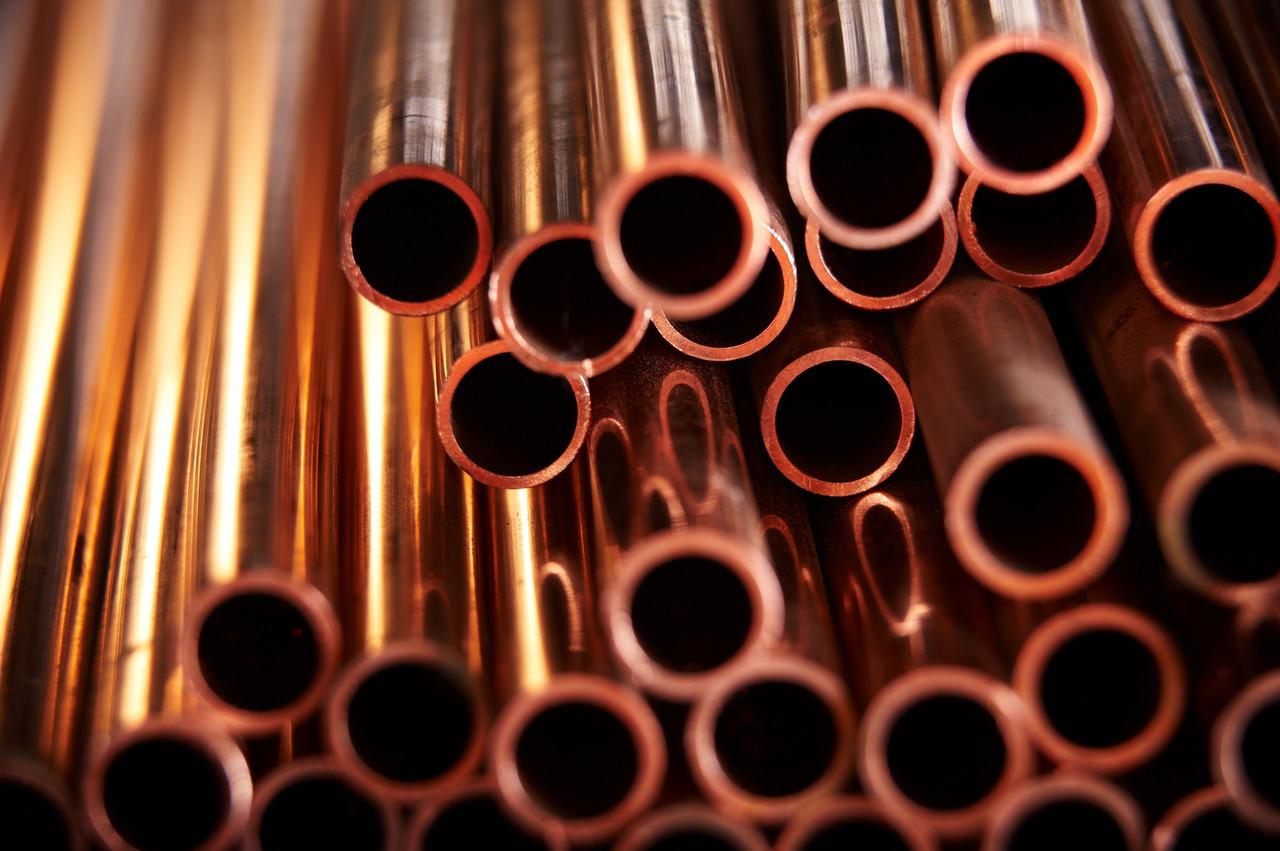 Труба 26х2х3000 мм медная - М1 - Cu-DLP - Cu-DHP - E-Cu57 - Cu-FRTP