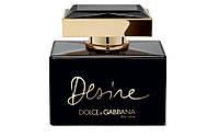 Женская парфюмированная вода Dolce & Gabbana The One Desire 2013 (богатый, глубокий восточно-цветочный аромат)