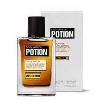 Мужская парфюмированная вода Dsquared2 Potion (древесный, амбровый аромат) | Реплика