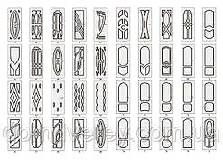 Двери входные Lacossta 41-80