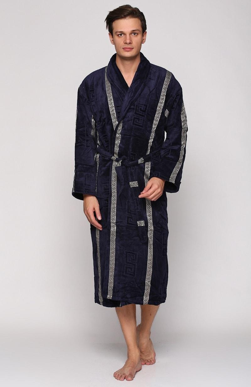 20cb3a2d73dc Турецкий мужской махровый халат, цена 1 350 грн., купить в Харькове ...