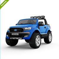 Детский двухместный электромобиль Ford M 3573EBLRS-4 синий ***