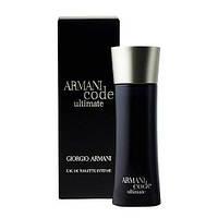 Мужская туалетная вода Armani Code Ultimate Giorgio Armani (удивительный, сильный аромат)
