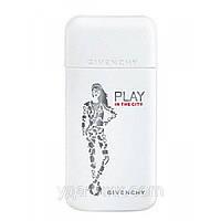 Женская парфюмированная вода Givenchy Play in the city 2013 (игристая и смелая композиция)