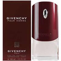Мужская туалетная вода Givenchy pour Homme (элегантный древесно-пряный аромат)