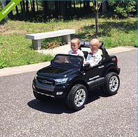 Детский двухместный электромобиль Ford M 3573EBLRS-2 черный ***