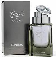 Мужская туалетная вода Gucci by Gucci Pour Homme (вечерний, дневной аромат)