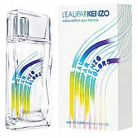 Мужская туалетная вода L`Eau Par Kenzo Colors Pour Homme Kenzo (свежий, пряный и древесный аромат)