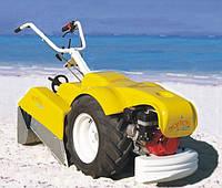 Пляжеуборочная машина самоходная «Ондина»