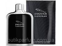 Оригинал Jaguar Classic Black 100ml edt Ягуар Классик Блэк (благородный, мужественный, статусный)