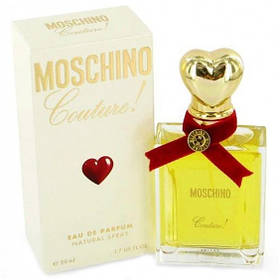 Женская парфюмированная вода Couture! Moschino (благородный, теплый, уютный аромат) | Реплика