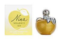 Женская туалетная вода Nina Ricci Sun (Нина Ричи Сан) соблазнительный фруктовый аромат