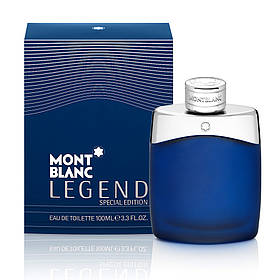 Mont Blanc Legend Special Edition  (изысканный аромат) духи Мужская туалетная вода | Реплика