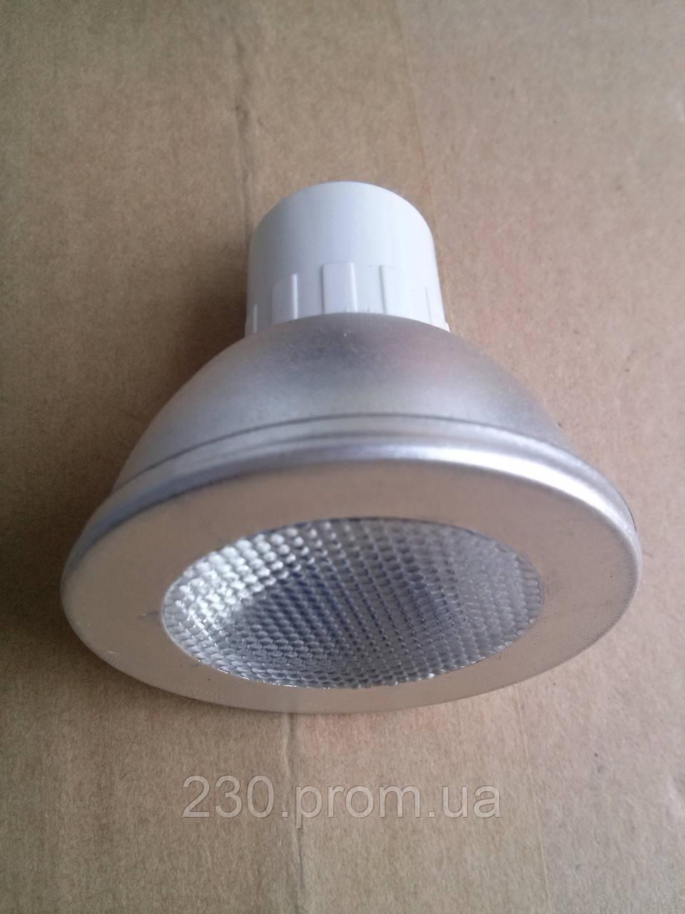 Лед лампа GU10 1W 6500K premium SPARK