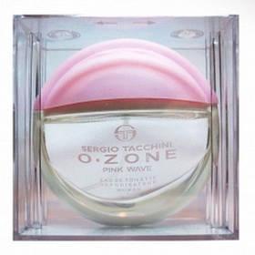 Женская туалетная вода O-Zone Pink Wave Sergio Tacchini (нежный, легкий, прозрачный аромат)